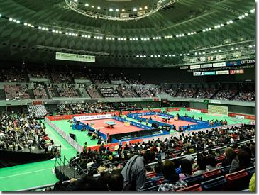 卓球 2021 全日本